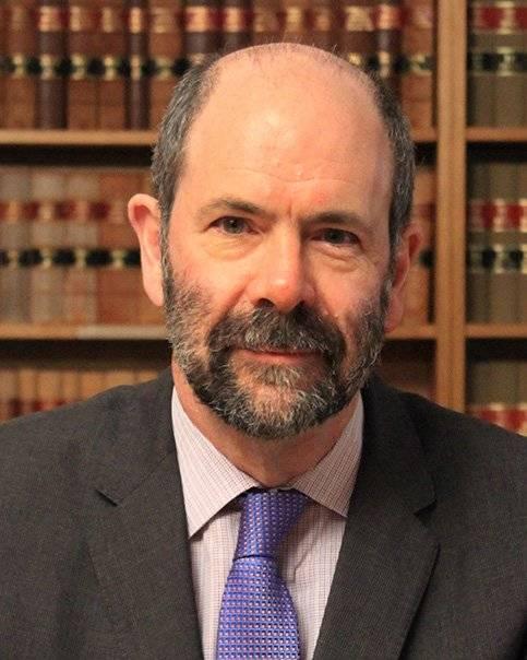 Donald R. Rothwell, profesor de derecho internacional en el Colegio ANU, Australia