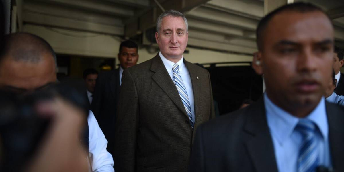 Ministro de Gobernación pide aprobación de préstamo por US$300 millones