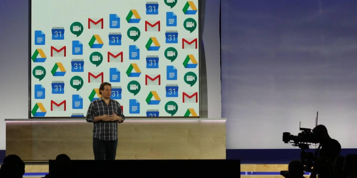 Una nueva versión de Drive y Google Voice busca que más firmas se sumen a la nube #GoogleNext18