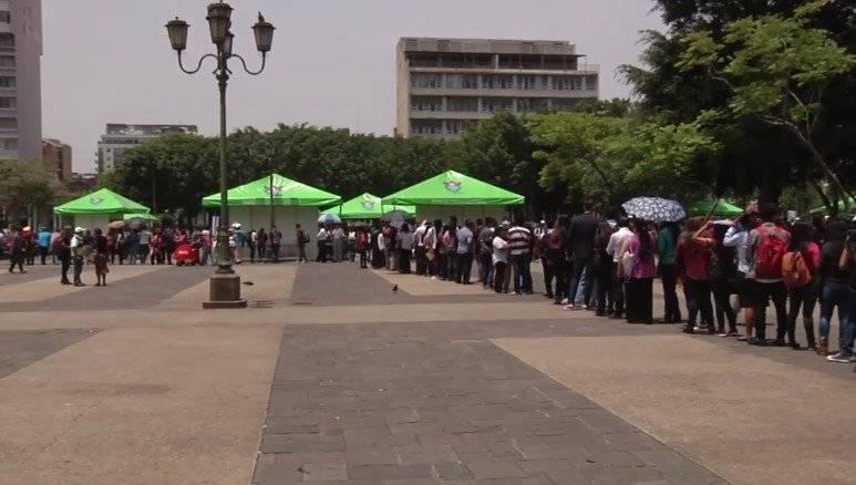 Feria del Empleo en tu Zona