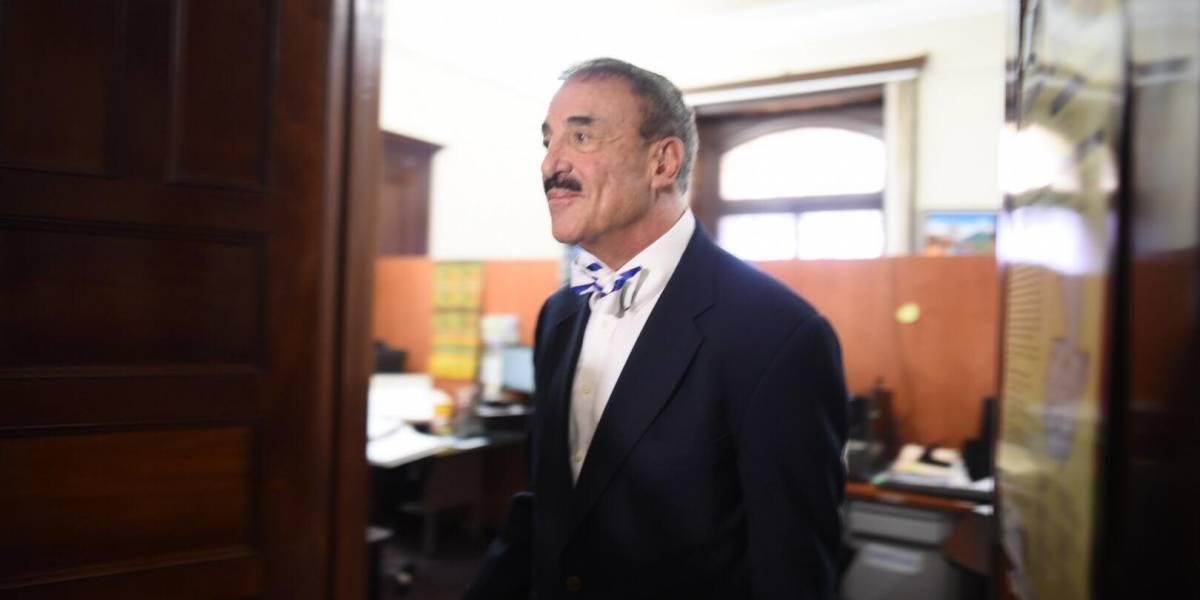 Linares Beltranena presenta iniciativa para derogar acuerdo de CICIG