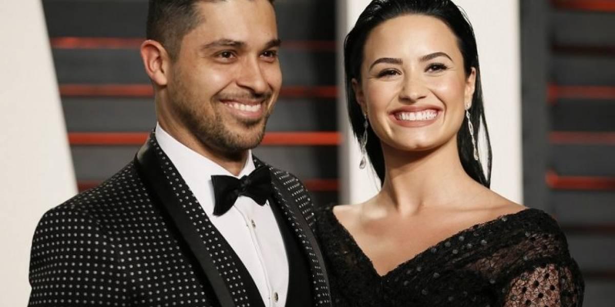 """Ator Wilmer Valderrama, ex-namorado de Demi Lovato, afirma estar """"devastado"""""""