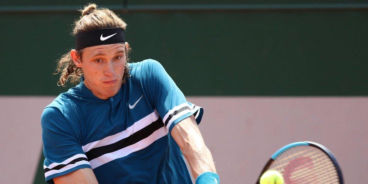 Nicolás Jarry aprovecha el retiro de Gasquet para avanzar a los cuartos de final del ATP de Hamburgo