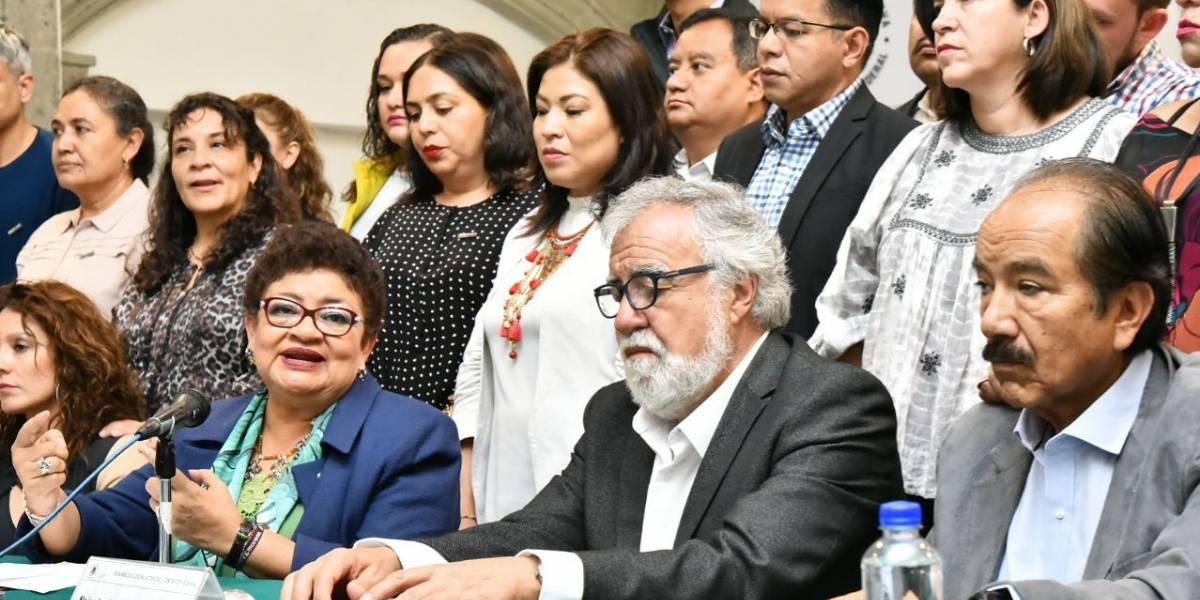 Morena unge a Godoy como coordinadora en el Congreso CDMX