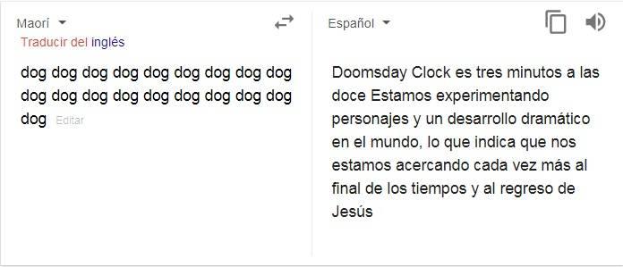 profecía de Google