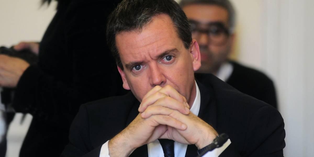 """Senador Felipe Harboe: """"El presidente Piñera debe designar a un delegado de ciberseguridad con exclusividad las 24 horas"""""""