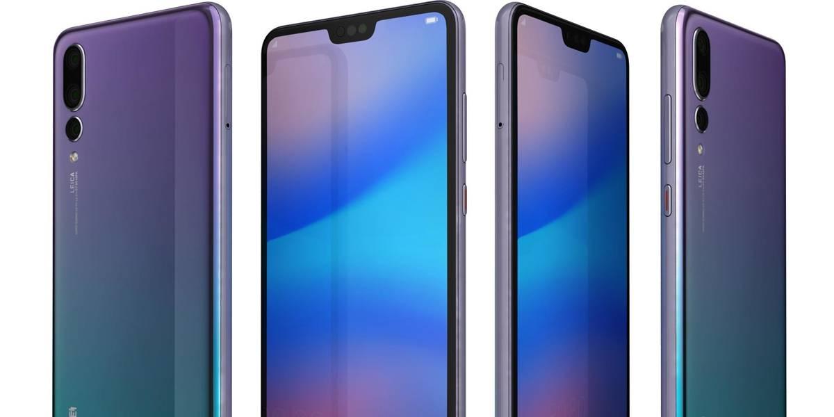 Huawei P20 Pro Twilight llega a México con Telcel
