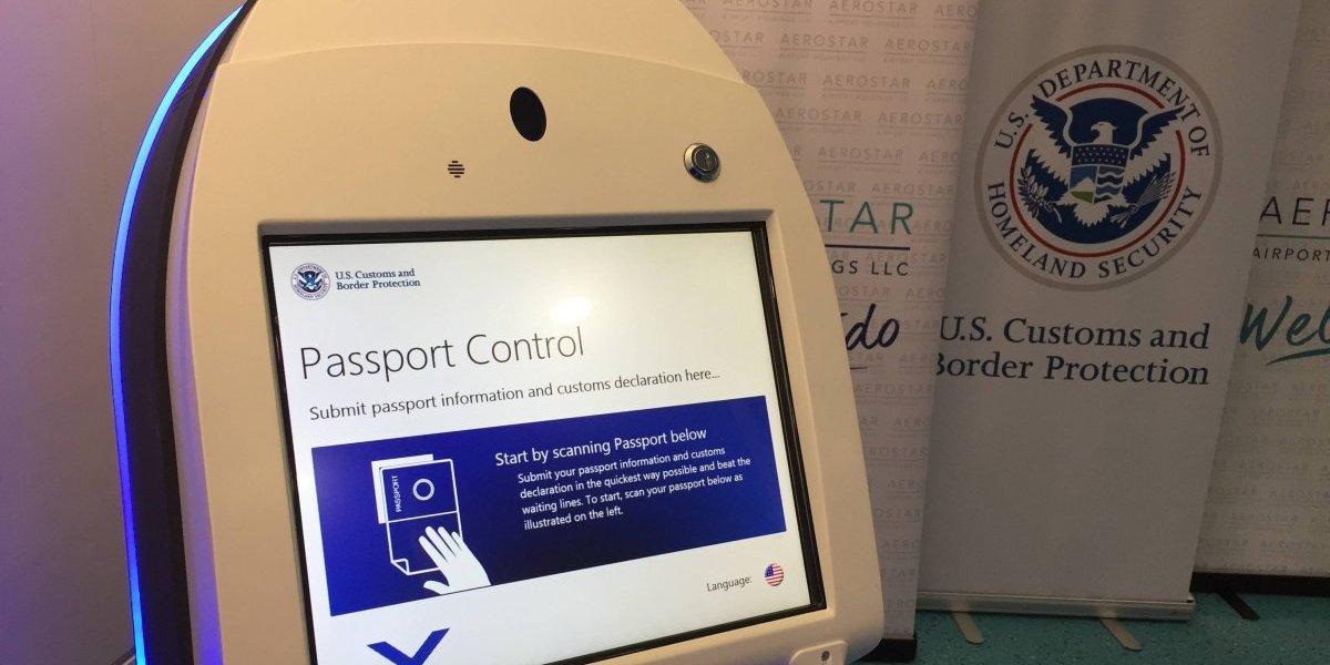 Nuevo sistema de inspección federal en el aeropuerto Luis Muñoz Marín