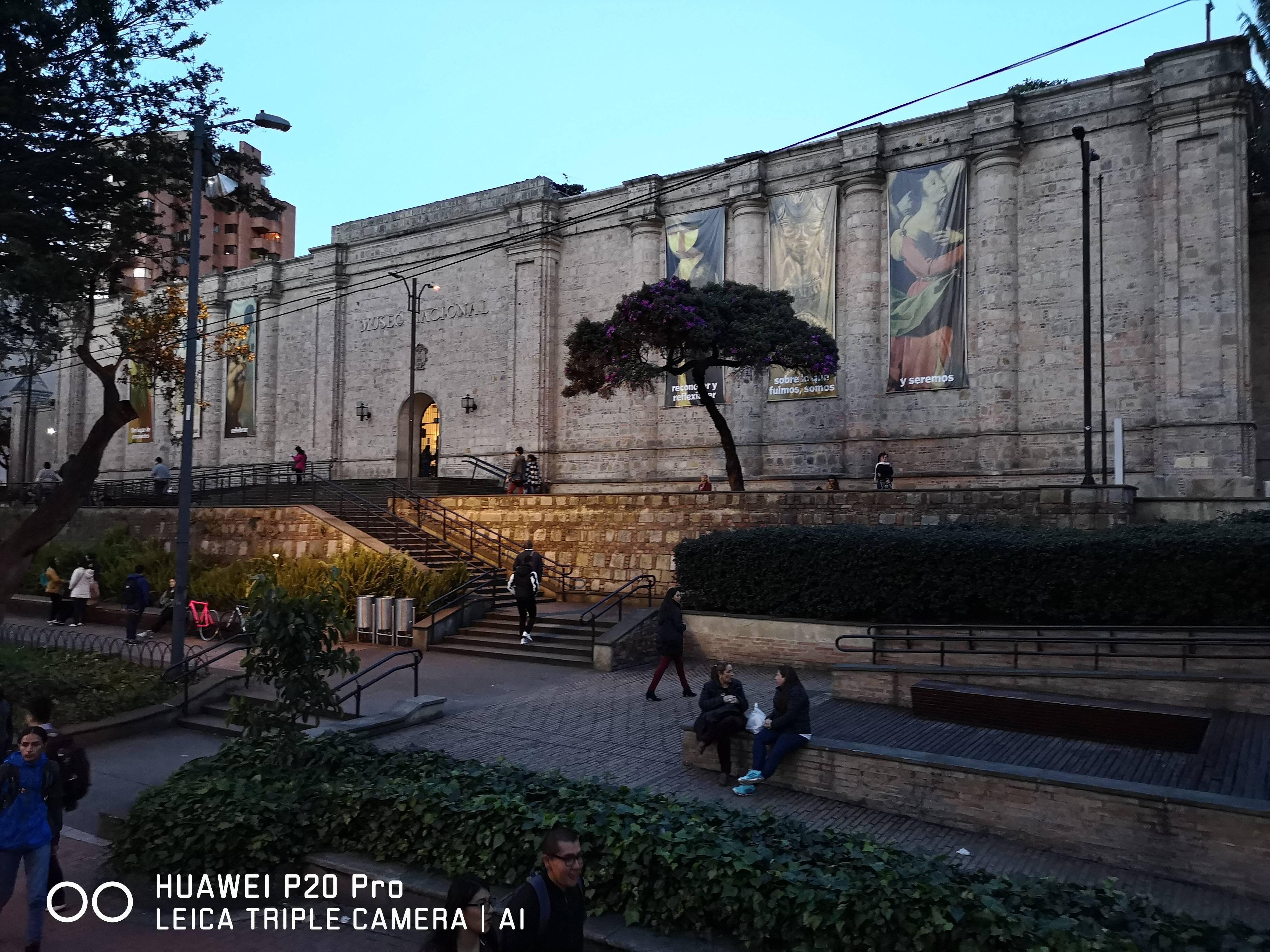 Así es Bogotá vista desde la cámara del Huawei P20 Pro