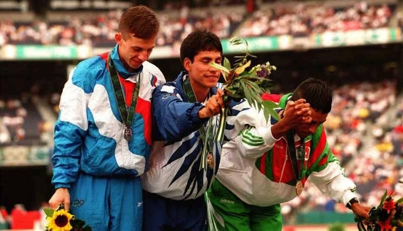 Un día como hoy: Hace 22 años Jefferson Pérez ganaba la primera medalla olímpica para Ecuador Metro Ecuador