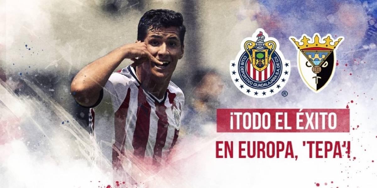Joven canterano de Chivas emigra al futbol español
