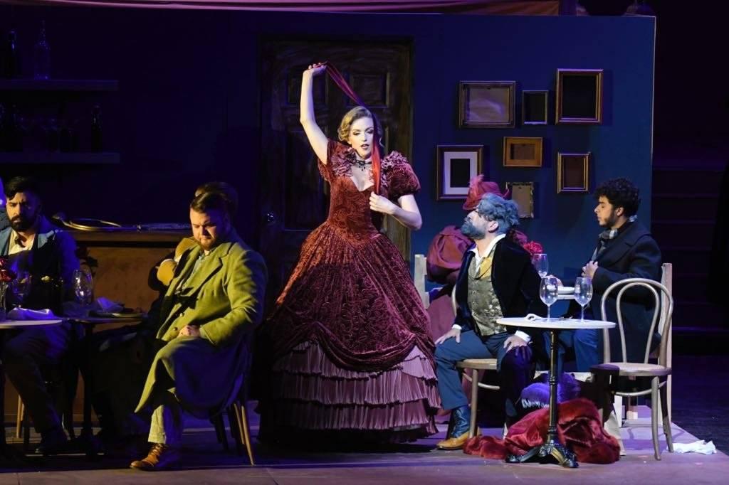 """La compañía guatemalteca Querido Arte presentará en Guatemala, el sábado 28 de julio, la ópera """"La Bohème"""". Foto: Omar Solís"""
