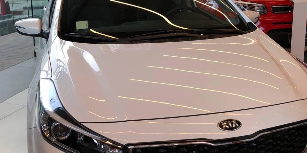Antes que aterricen los modelos 2019, Kia reedita su liquidación