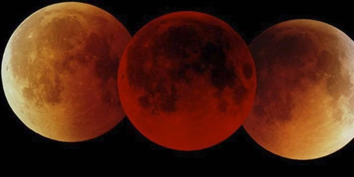Este 27 de julio habrá un eclipse lunar denominado Luna de Sangre, conoce qué es este fenómeno