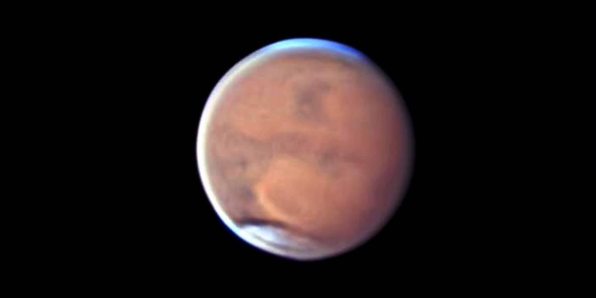 Esta semana Marte estará en su mayor acercamiento a la Tierra hasta el año 2035