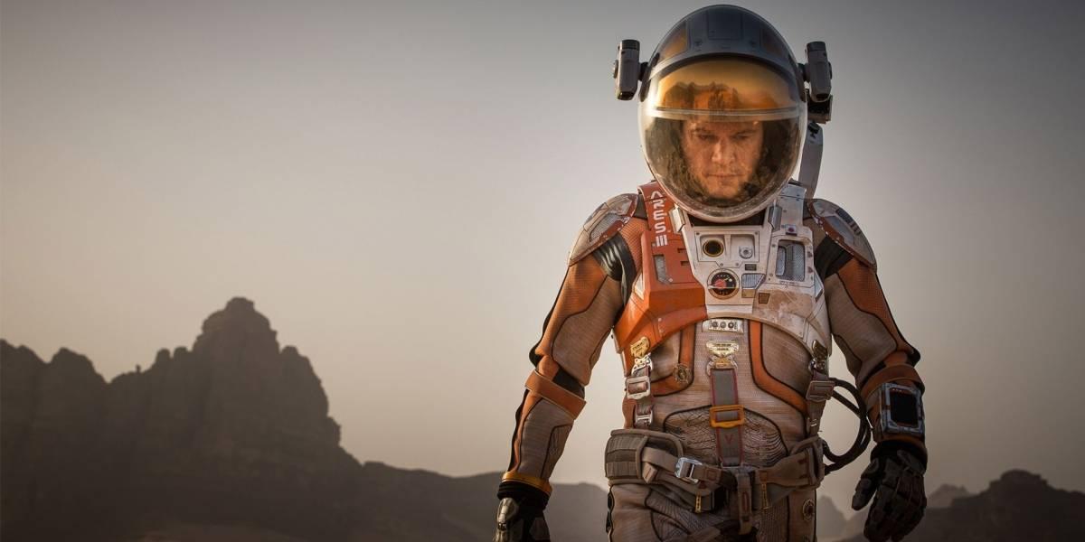 Descubren lago subterráneo de agua líquida en Marte