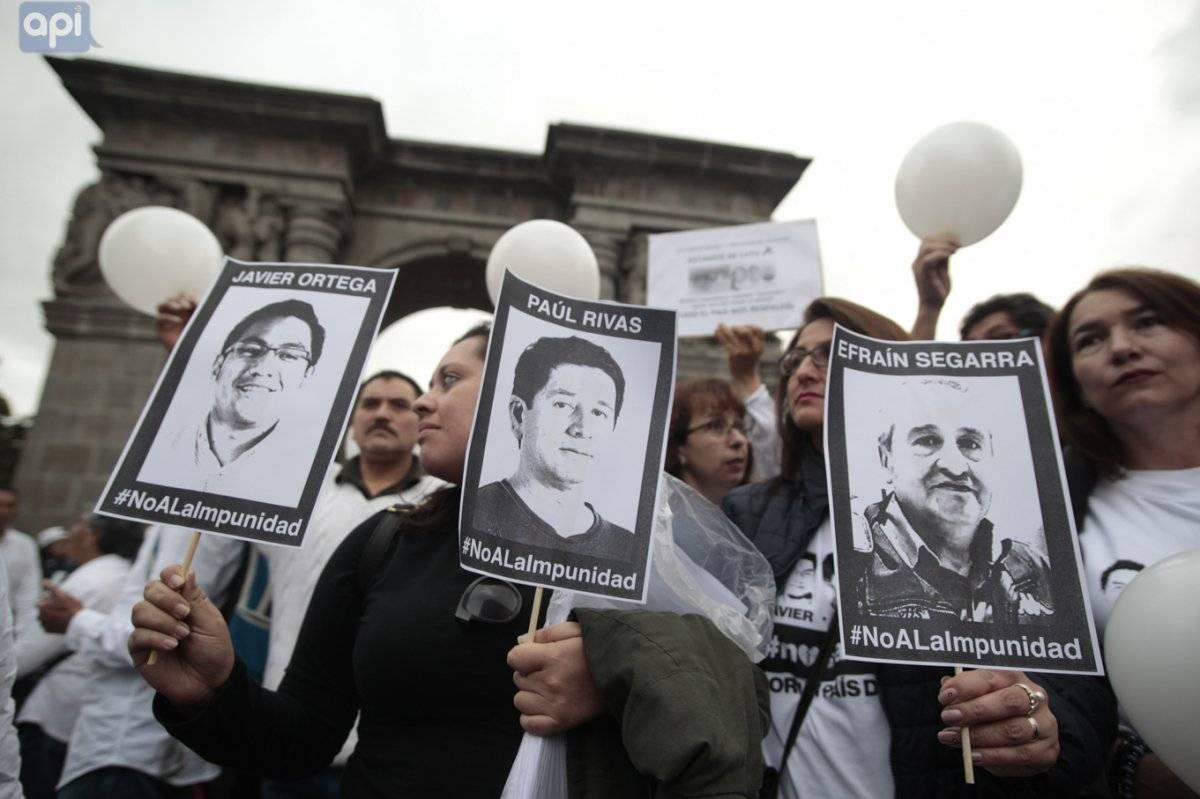 Iñigo Salvador: Equipo de CIDH no investigó secuestro de equipo periodístico API