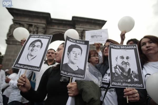 Iñigo Salvador: Equipo de CIDH no investigó secuestro de equipo periodístico