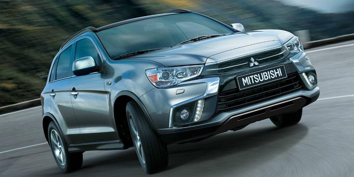 Mitsubishi abre otro flanco en sus SUV con el renovado ASX