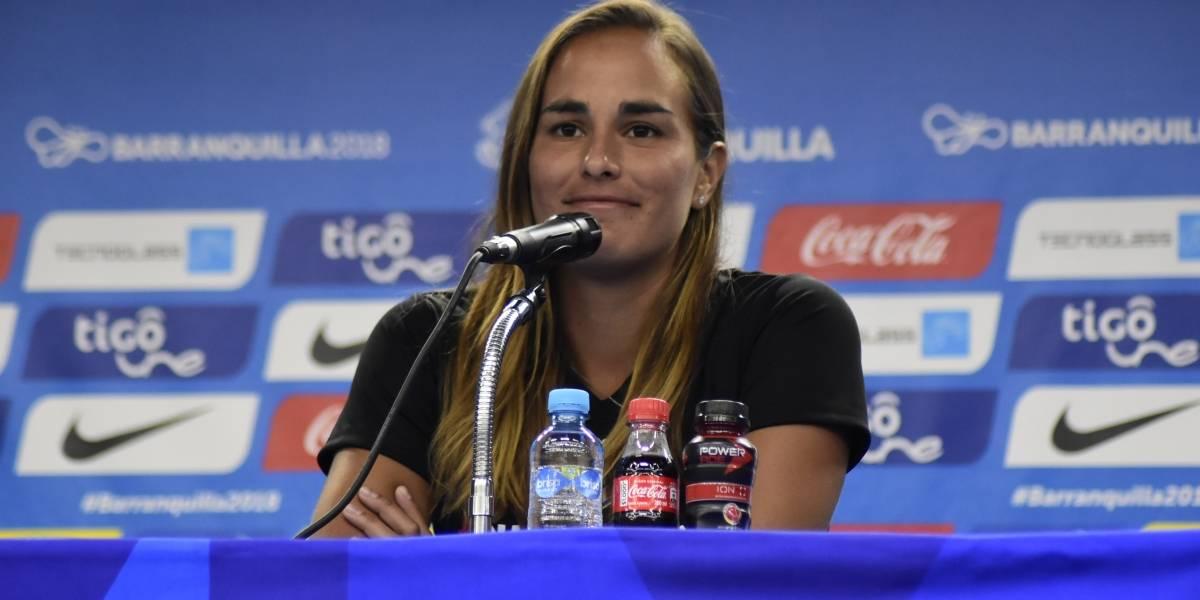 """""""Siempre juego mi mejor tenis representando a Puerto Rico"""": Mónica Puig tenista y medallista olímpica"""