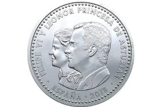 Moneda Leonor