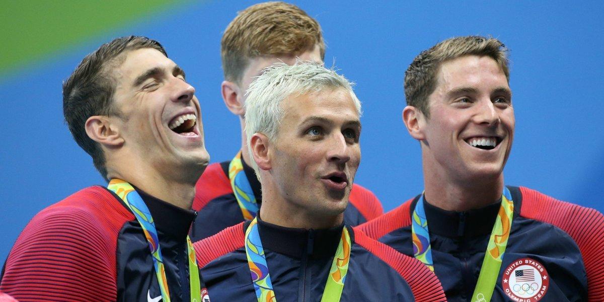 Múltiple medallista olímpico en un nuevo escándalo