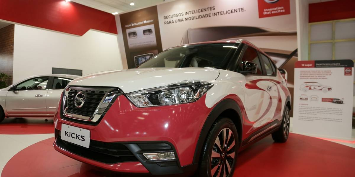 Un Nissan Kicks homenajea la migración japonesa a Brasil