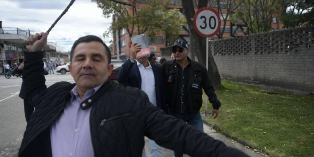 Agreden a dos periodistas colombianos cuando cubrían un caso de corrupción