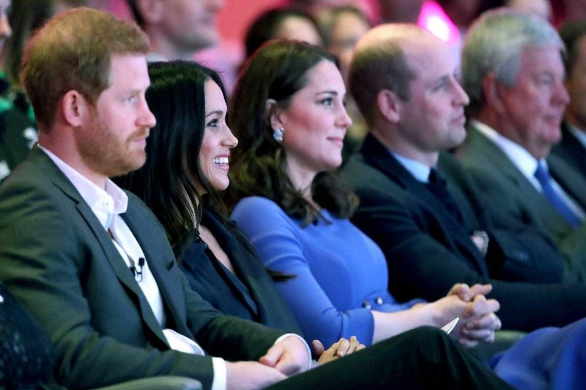 Harry Kate William Meghan
