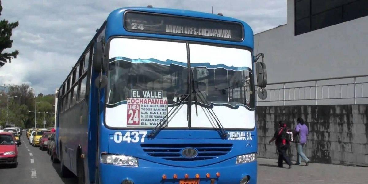 Cuenca: Desde hoy, 1 de agosto se aplicará la nueva tarifa en el transporte urbano