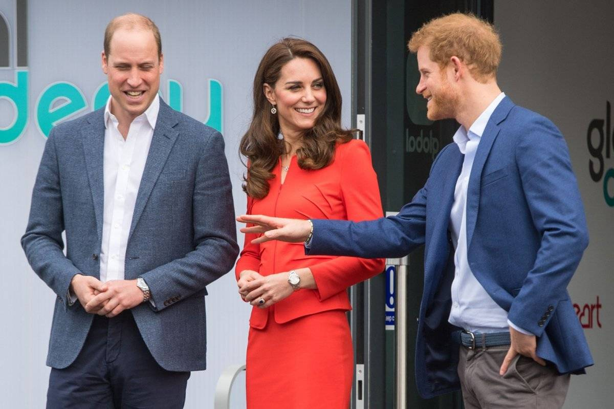 Harry Kate William