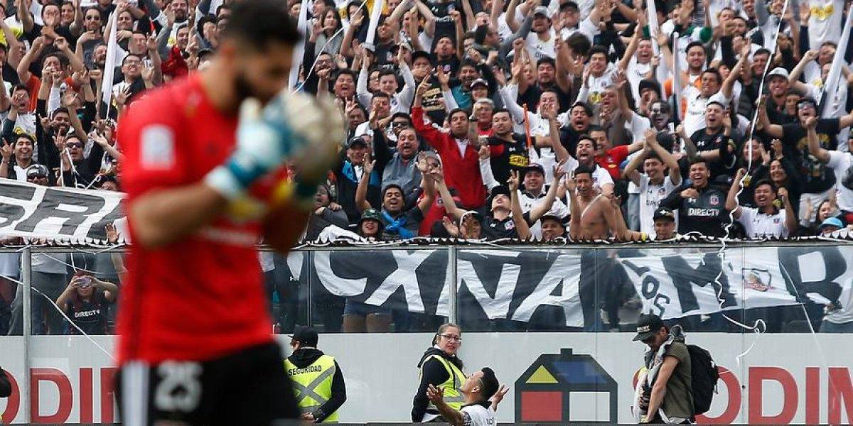 """Paredes a Herrera por acusaciones tras balacera: """"Le hace mal al fútbol chileno, tiene que medir sus comentarios"""""""