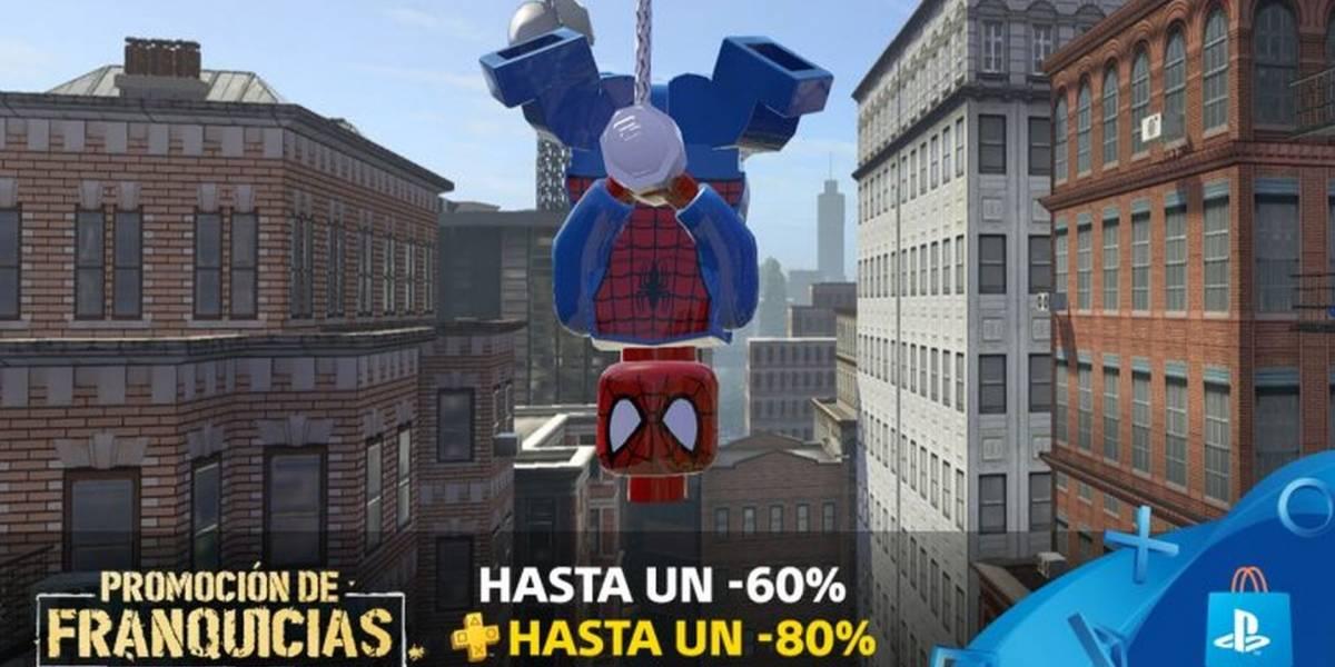 """PlayStation Store tiene la venta especial """"Promoción de Franquicias"""" exclusiva para Latinoamérica"""