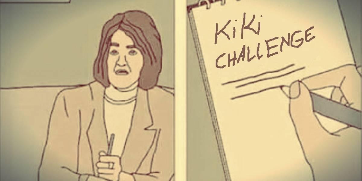 Autoridades chilenas advierten los peligros de la última tontería de redes sociales: el Kiki Challenge