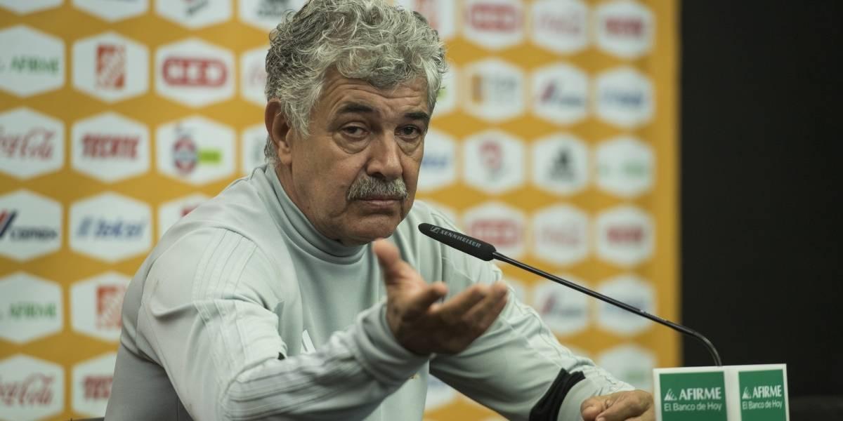 Ricardo Tuca Ferretti candidato dirigir Selección mexicana Tri