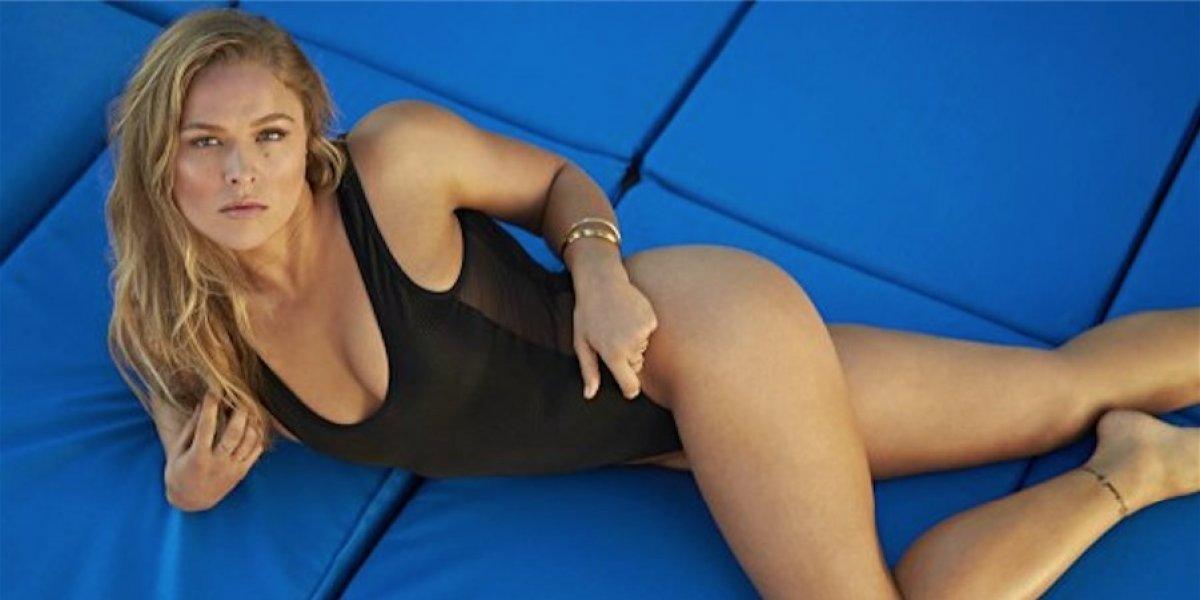 Ronda Rousey de nuevo víctima de hackers, se filtran nuevas fotos íntimas