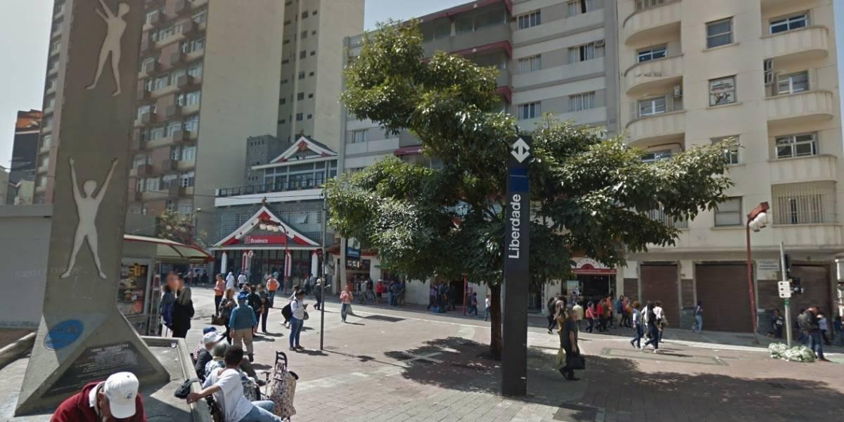 Estação Liberdade, do Metrô de São Paulo, muda de nome