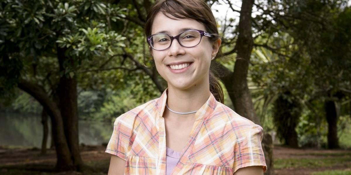 Daphne Bozaski, de Malhação, anuncia que está grávida do primeiro filho