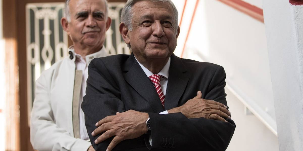 López Obrador se reúne con empresarios de Grupo Monterrey