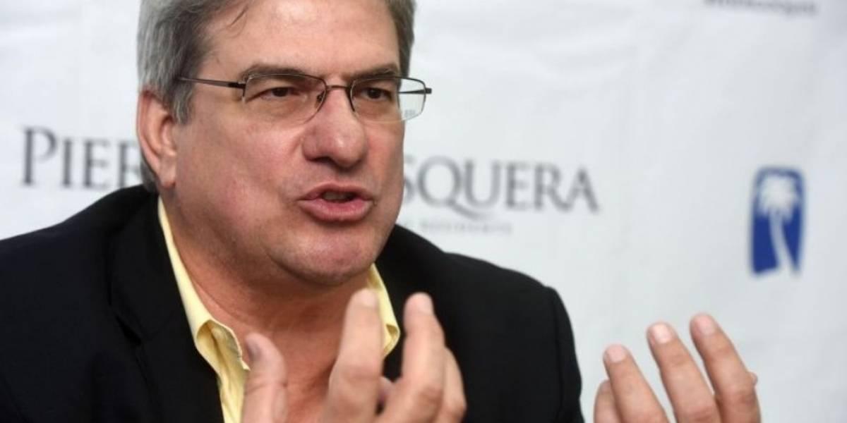 """Carlos Pesquera: """"Estoy más preparado que nunca para ser gobernador"""""""