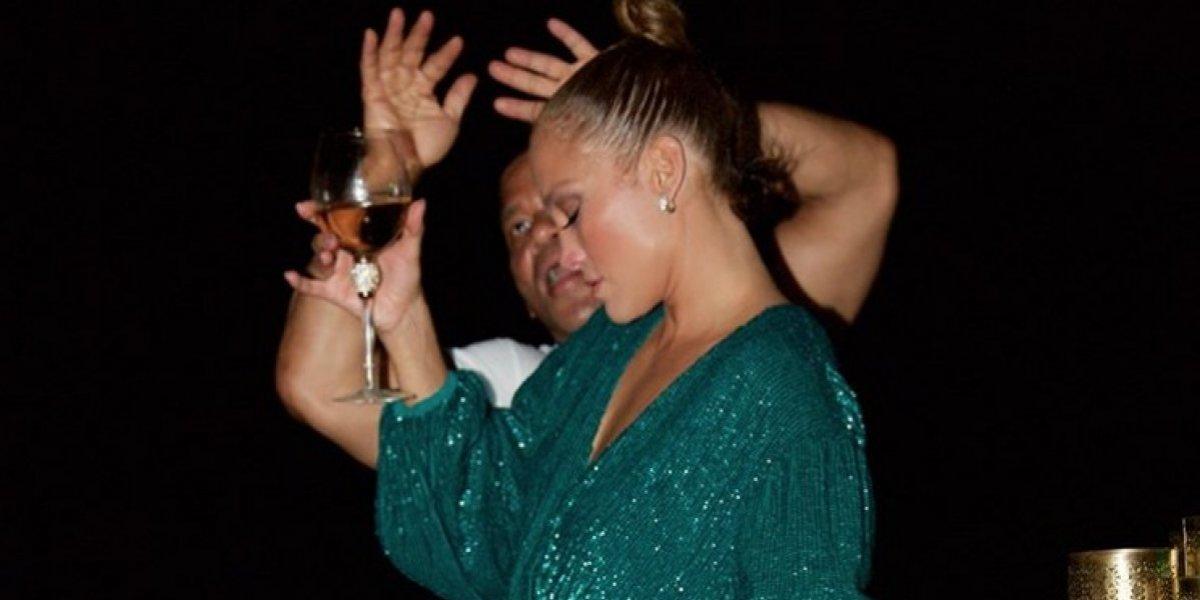 Así celebró Jennifer López su cumpleaños