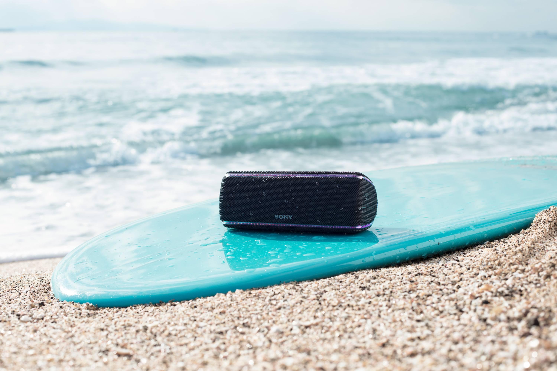 Sony presentó en México sus nuevas bocinas inalámbricas Extra Bass