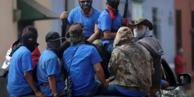 Los grupos paramilitares afines a Ortega