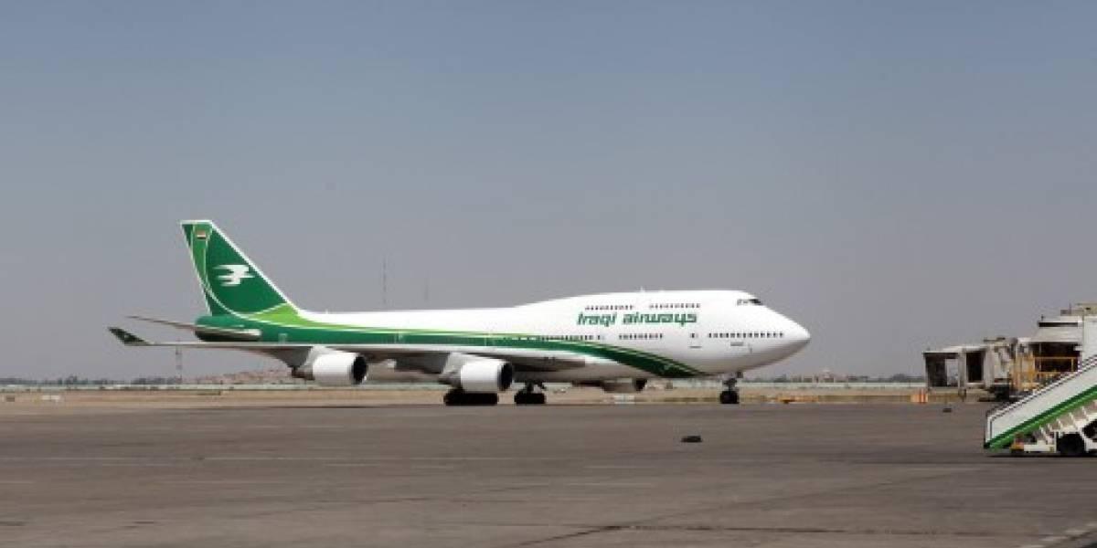 Piloto y copiloto de avión comercial iraquí se pelean en pleno vuelo