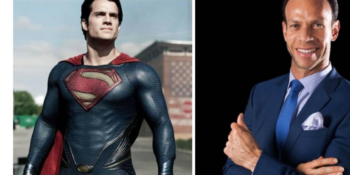 ¡Impresionante! Foto de Superman revela que es digno oponente de Zague