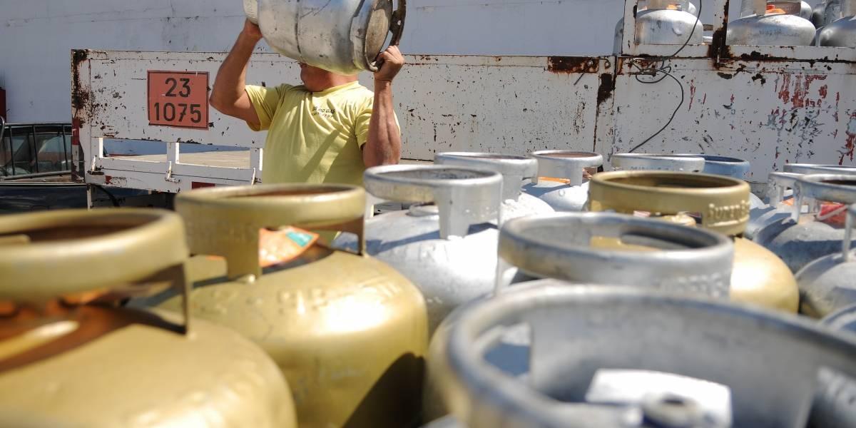 Preço do botijão de gás sobe 27% em São Paulo; aumento afeta a taxa de inflação