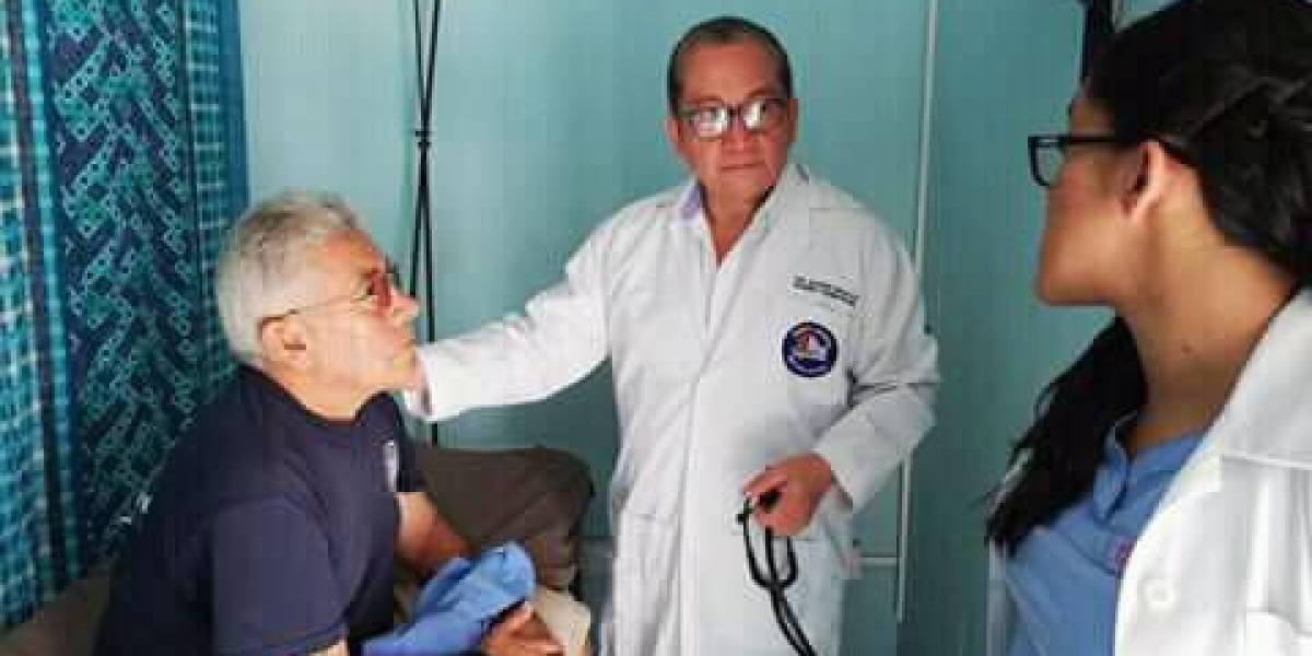 Bombero fue dado de alta por el IGSS cuando su salud corría riesgo