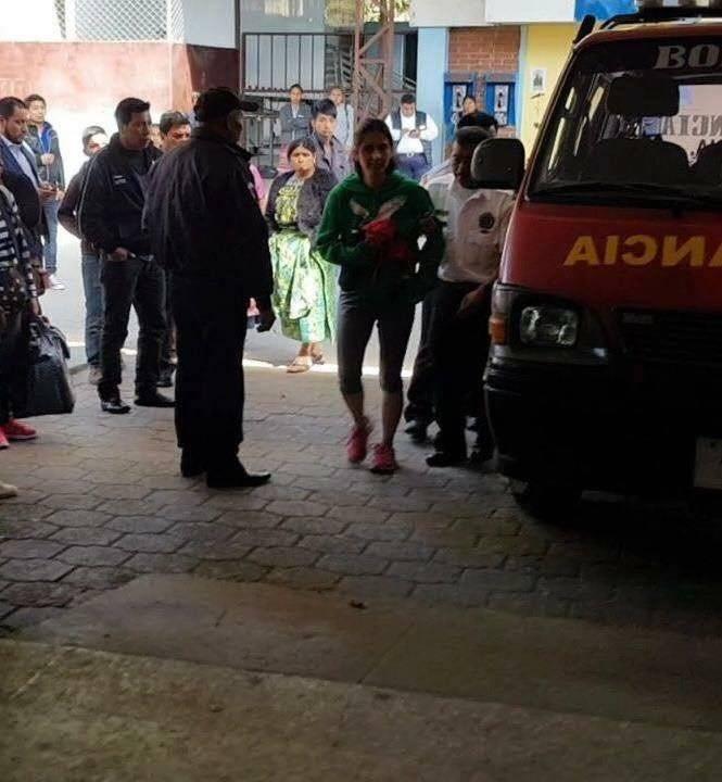 Mujer Quetzaltenango