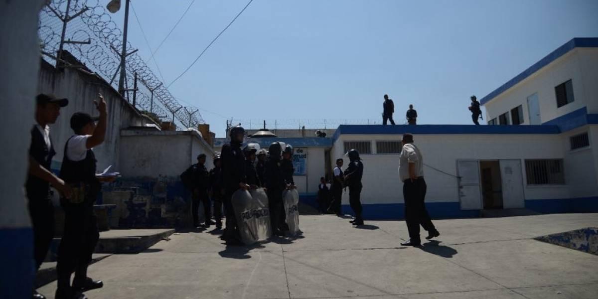 Intento de fuga masiva en centro correccional Gorriones es controlado por la PNC
