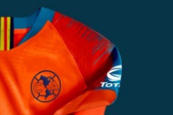 on sale 2dec2 fa096 Filtran posible tercer uniforme del América | Publimetro México